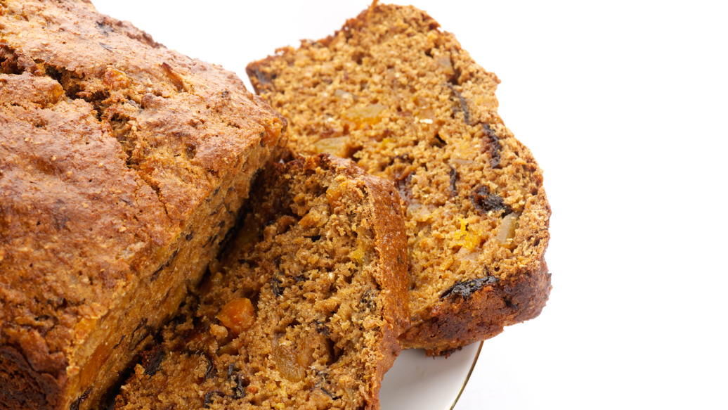 Banana Fruit Bread