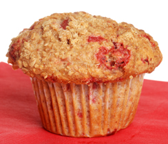 Berry Healthy Muffins