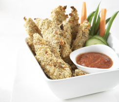 Caesar Chicken Fingers