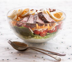 Creamy Ranch Chef Salad