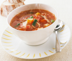 Hearty Minestrone Zuppa