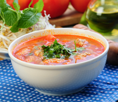 Tomato and Bread Zuppa