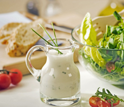 Creamy 3 Onion Salad Dressing