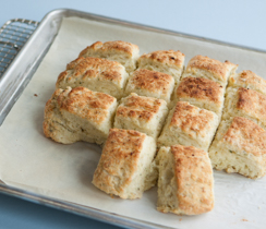 3 Onion Biscuits