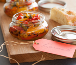 Roasted Peperonata