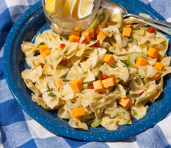Lemon Dilly Pasta Salad
