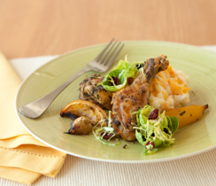 Slow-roasted Lemon Chicken
