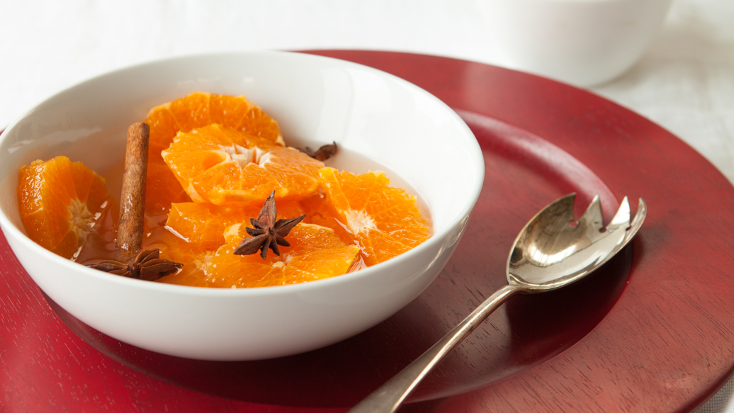 Spiced Clementines