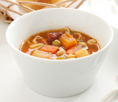 Vegetable Minestrone Zuppa