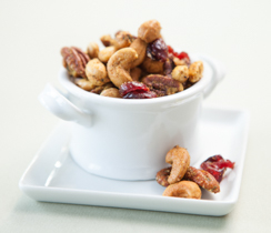 Mango Curry Spiced Nuts