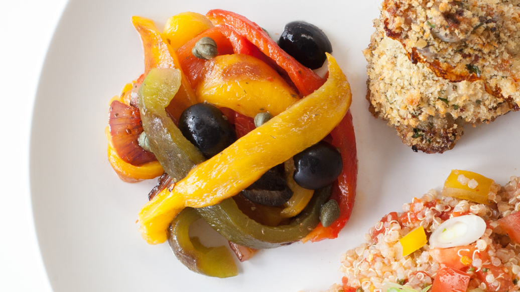 Italian Antipasto Peppers