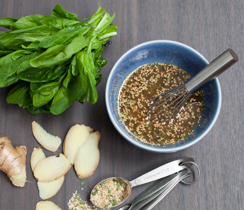 Sesame Ginger Dressing