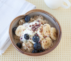 Berry Good Oatmeal