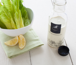 Creamy Lemon Dressing