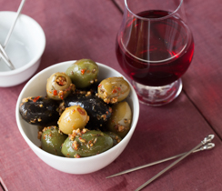 Molto Bene Marinated Olives