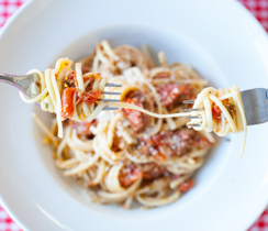 Molto Bene Linguine for Valentine's Day
