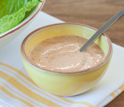 Sriracha Ranch Dressing