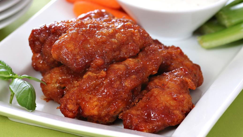 Honey Garlic Chicken Wings | Epicure.com