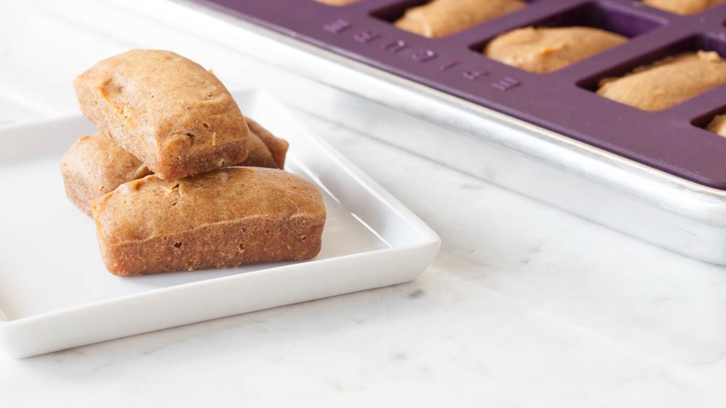 Mini Gingerbread Cakes | Epicure.com