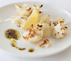 El Greco Lemon Roasted Cauliflower