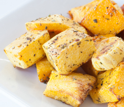 Holiday Roasted Squash