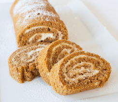 Spiced Pumpkin Roll