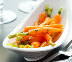 Lemon Dilly Carrots
