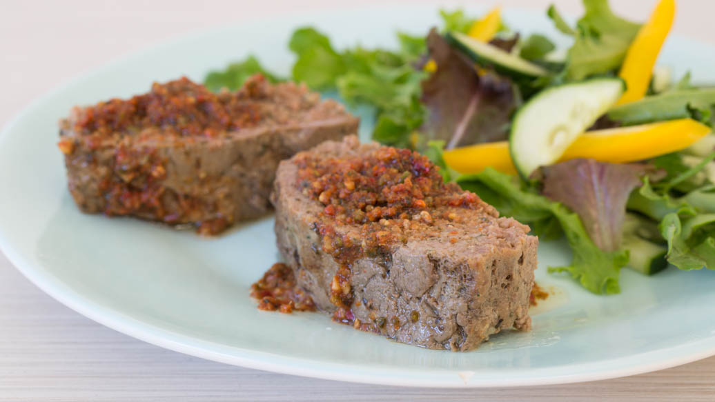 15-Minute Meatloaf