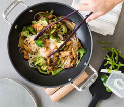 Chicken & Veggies Stir-fry
