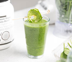 Super Green Machine Smoothie