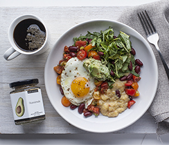 Baja Breakfast Bowl