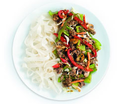 Slow Cooker Asian Chop Suey