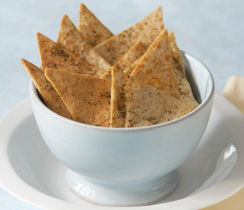 Greek Pita Chips