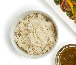 Garlic Basmati Rice