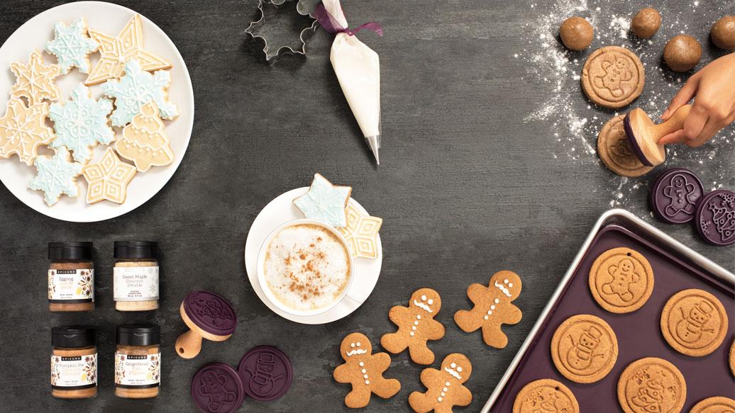 Sugar N Spice Cookies