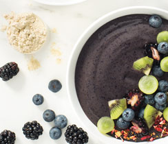 Get Up & Glow Smoothie Bowl