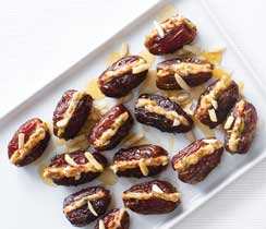 BLT Stuffed Dates
