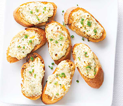 Extraordinary Crostini