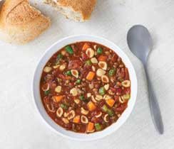 Hearty Minestrone