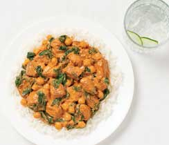 Tandoori Chicken Curry