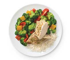Greek Chicken & Veggies