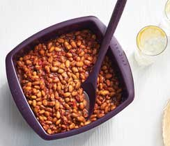 Simply Better Baked Beans