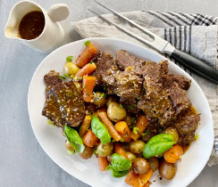 Instant Pot General Tao Pot Roast