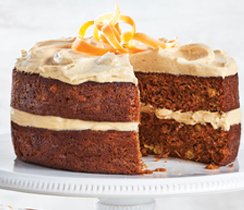 Double Decker Carrot Cake