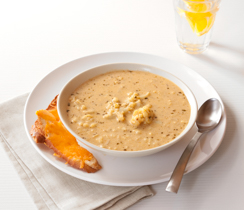 Zippy Cauliflower and Cheese Soup