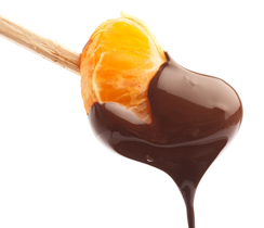 Chocolate Sambuca Sauce