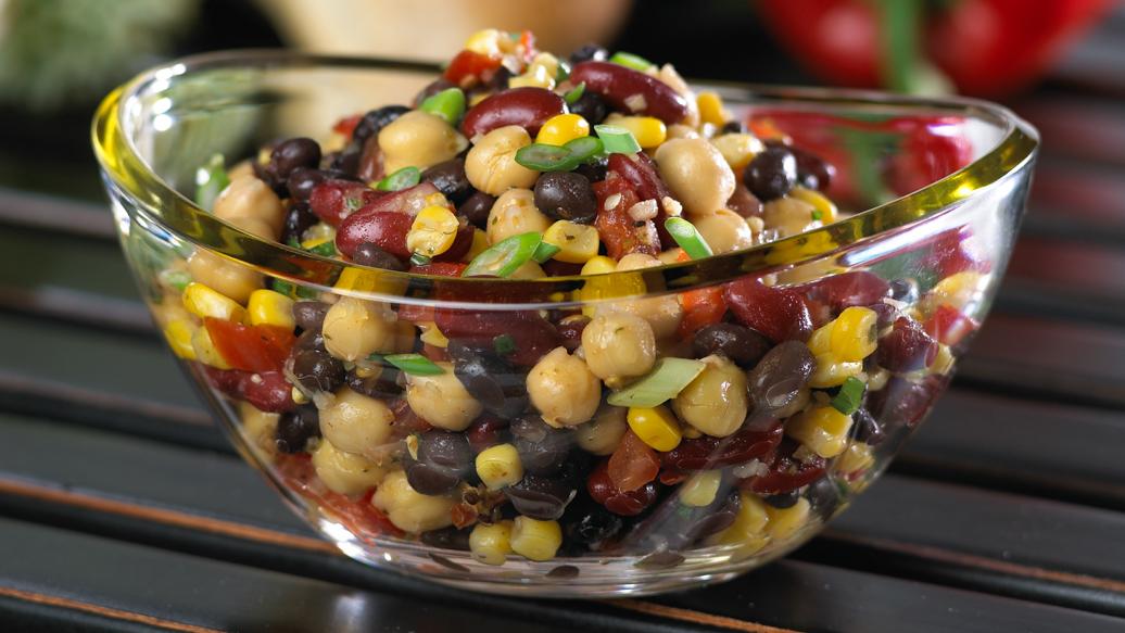 3 Bean Salsa Salad