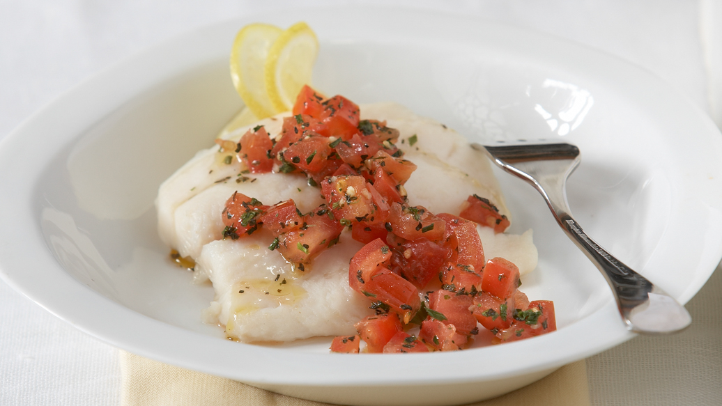 Arrabbiata Fish Fillets